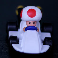 Super Mario Bros Super Mario Karts Cars Action Figures Collection car Toys