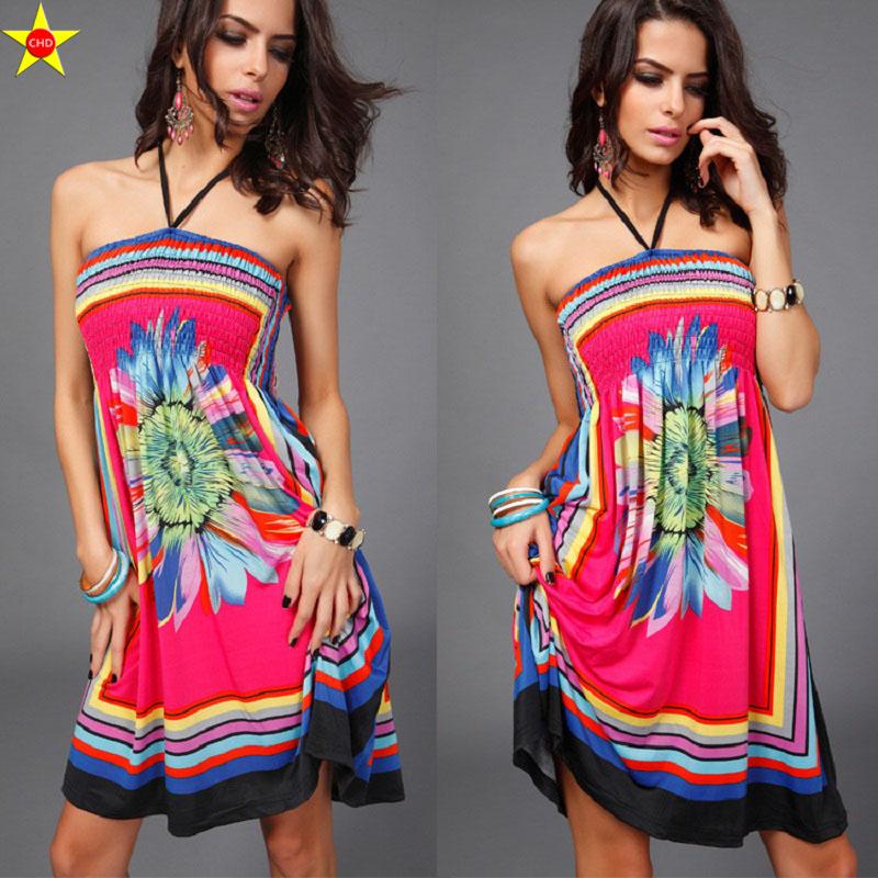 Swaggy HTB1e9Y0RpXXXXahaXXXq6xXFXXXb Sommerkleid mit V-Schnitt aus Seide - 23 verschiedene Farben