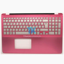 New Original SVF15A Canada Keyboard for SONY Laptop Replacement Keyboard Pink Color