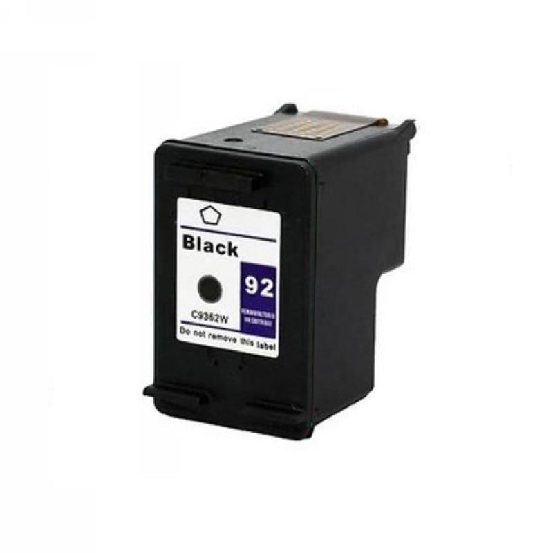 For HP 92 Black Ink Cartridge For HP92 Deskjet 5420 5420v OfficeJet 6310 6310v PhotoSmart 3125 3135 3170 PSC 1510<br><br>Aliexpress