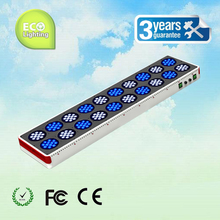 Apollo 20 240*3W led aquarium light coral reef White 12000k Blue 460nm full spectrum marine fish tank lighting order-to-made(China)