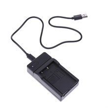 New USB Camera Battery Charger for Nikon EN-EL9 DSLR D40 DSLR D40X DSLR D60 DSLR D3000 Camera USB port Charging for Nikon LY4(China)