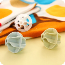 2Pcs Washing Machine Ball Wash Laundry Dryer Fabric Soften Helper Cleaner(China)