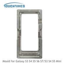 Aluminium Alloy Precision Screen Refurbishment Mould Molds For Samsung Galaxy S3 S4 S5 S6 S7 LCD Touch Screen(China)