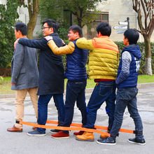 Giant steps padfoot Tram Portable team game Quality development Training equipment(China)