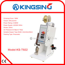 Super Mute Wire & Components Lead Splicing Machine KS-T922 (220V) + Free Shipping by DHL air express (door to door service)