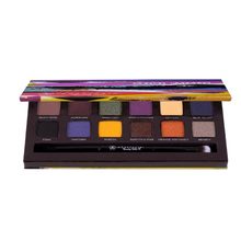 Palette Eyeshadow Makeup Waterproof 12 Color Glitter Shimmer Make Up Colors Naked Pigments Professional Eyeshadow Palette