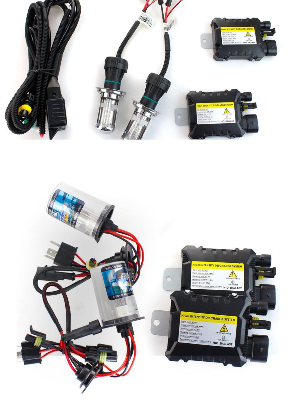 05 xenon kits for auto headlight kits