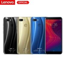 Lenovo K5 Play L38011 3GB 32GB 4G Mobile Phone 5.7'' Snapdragon MSM8937 Octa Core Rear Camera 13MP+2MP Front Camera 8MP(China)