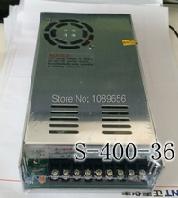 S-400-36 Single Output Switching power supply power suply unit 400W 36v 11A ac to dc power supply ac dc converter(China)