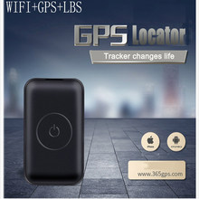 Mini GPS Tracker SOS Button GSM Alarm Dialer System for Elderly Children Car Tracking Locator Support Two-way call GPS(China)