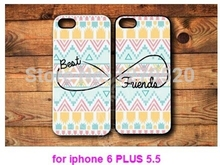 BEST FRIENDS cell phone bags case cover for iphone 4S 5S 5C SE 6S 7 PLUS Samsung S3 S4 S5 S6 S7 note IPOD Touch 4 5