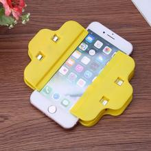 Buy 4pcs/lot Mobile Phone Fixture Jig Universal Fastening Clamp Cellphone Repair Plastic Fastening Clamp Clip Cell Phone Tablet for $2.97 in AliExpress store
