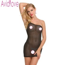 Buy Avidlove Nighties Sexy Lingerie Hot Erotic Lace Sex Underwear Women See Babydoll Chemise Porn Costumes Female Nighty