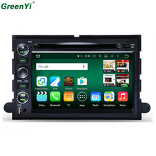 4G LTE Android 6.0 Octa Core 64BIT 2GB RAM Car DVD Player For Ford Expedition F150 F250 F350 F450 F550 Focus Explorer Radio GPS