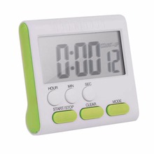 Multifunctional Practical Kitchen Timer Alarm Clock Home Cooking Supplies Cook Food Tools Kitchen Accessories