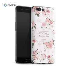 Oneplus 5 Case 3D Textured Painting + Soft TPU Back Cover Phone Case for Oneplus5 A5000 Phone Bag Coque Capa for One Plus 5