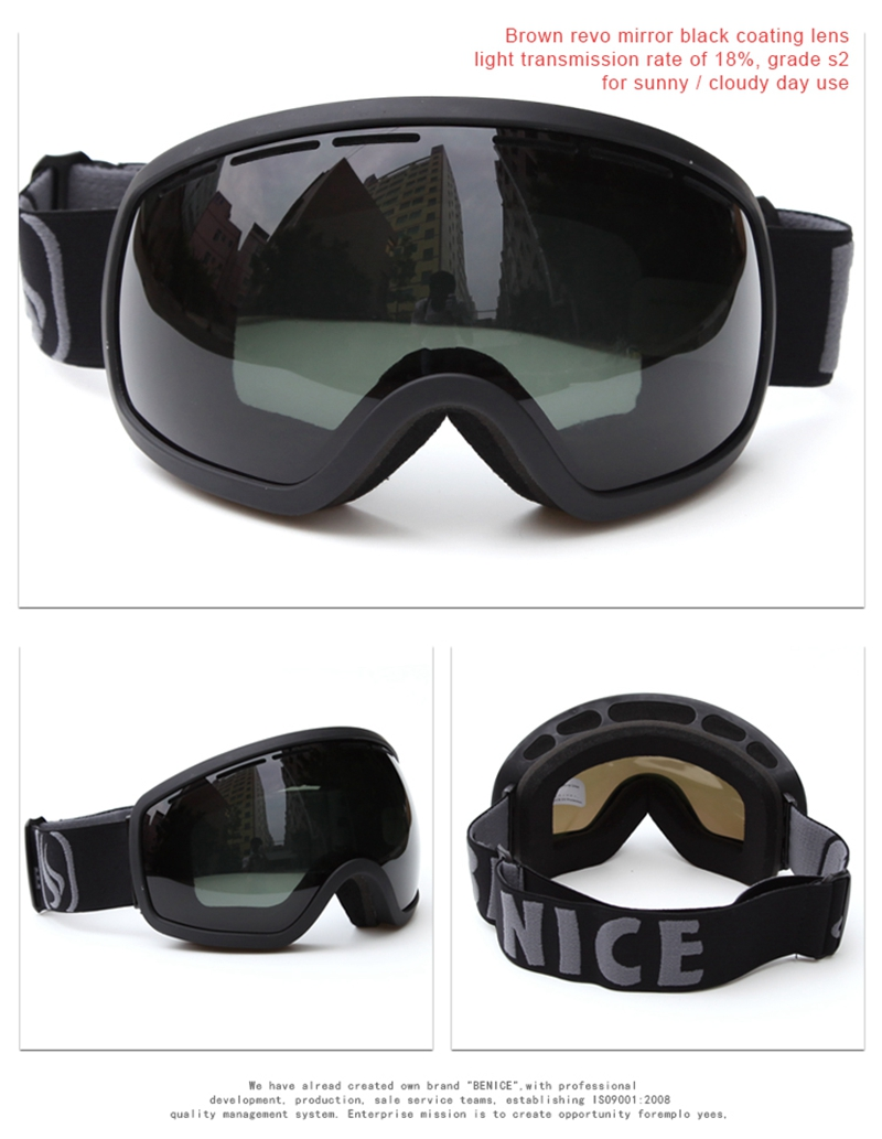 glasses for skiing