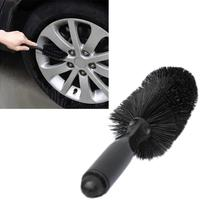 car wash Car Vehicle Motorcycle Wheel Tire Rim Scrub Brush Washing Cleaning Tool Cleaner clay car cleaning For BMW Kia Toyato(China)