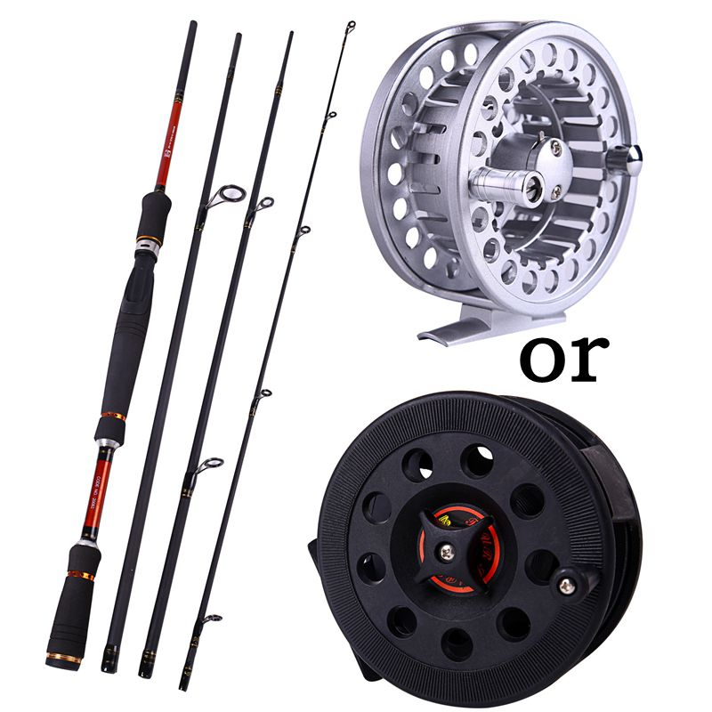 Fly Fishing Rod And Fishing Reel Baitcasting Fly Rod abu garcia Fishing Tackle Casting Pole<br><br>Aliexpress