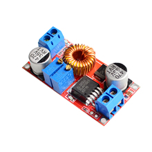! 5A constant current LED driver module battery charging constant voltage DC-DC power module