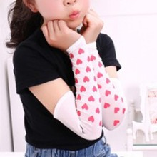 New Ice Sleeves Sunscreen Summer For Child Long Arm Ride Driving Gloves