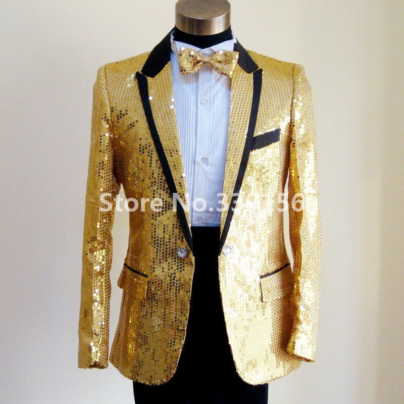 Yellow and Blue Prom Suit Promotion-Shop for Promotional Yellow ...