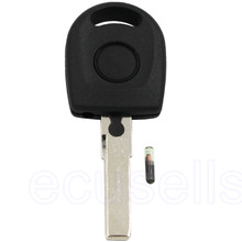 FOR Volkswagen VW B5 passat Jetta Golf Beetle transponder key with ID48 chip and light
