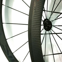 AWST Free shipping Newest style 3k Twill  23mm width 50mm road cycling carbon clincher wheels made in Taiwan wheelset 700C