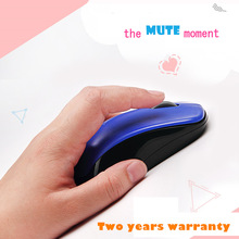 Rapoo 1680 Silent Mouse 2.4Ghz Wireless Optical Mouse Mute Silent Click Mini Noiseless Mice 1000 DPI for Mac PC Laptop Computer