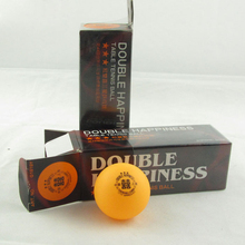 1990s Classic DHS Original 38mm 3-Star Table Tennis Balls - Vintage 43th World Games Old DHS Ping Pong Collection(Hong Kong)