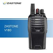 ZASTONE V180 Walkie Talkie VHF 136-174mhz Portable Walkie Talkie 7W 2200mAh Two-Way CB Ham Radio Communicator Transceiver(China)