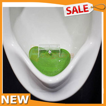 New Fun Toilet Pub Hotel Home Funny Men's Football Soccer Shoot Goal Style Urinal Mat