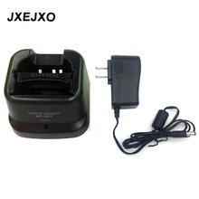 JXEJXO 110V-240V BC-137 Ni Charger for ICOM for IC-A6 IC-A24 IC-V8 IC-V82 IC-U82 IC-F3GT,IC-F4GT,IC-F30GT, IC-F40GT(China)