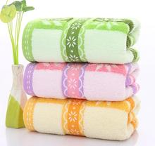 direct cotton jacquard towel towel advertising promotional gifts towel(China)