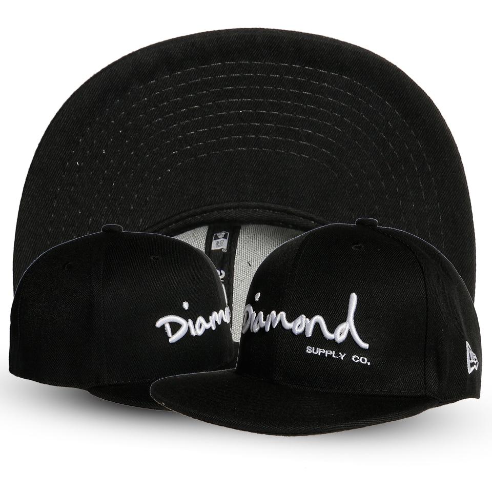 2016 Hot Sale Diamond Cap Baseball Hip-Hop Snapback Sport Hat For Men Women Snap Back Flat Free Shipping<br><br>Aliexpress
