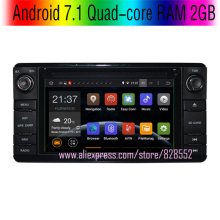 Free Shinpping Android 7.1 Quad-core RAM 2GB Car DVD Player For Mitsubishi outlander 2013 2014 With 3G/wifi USB GPS BT