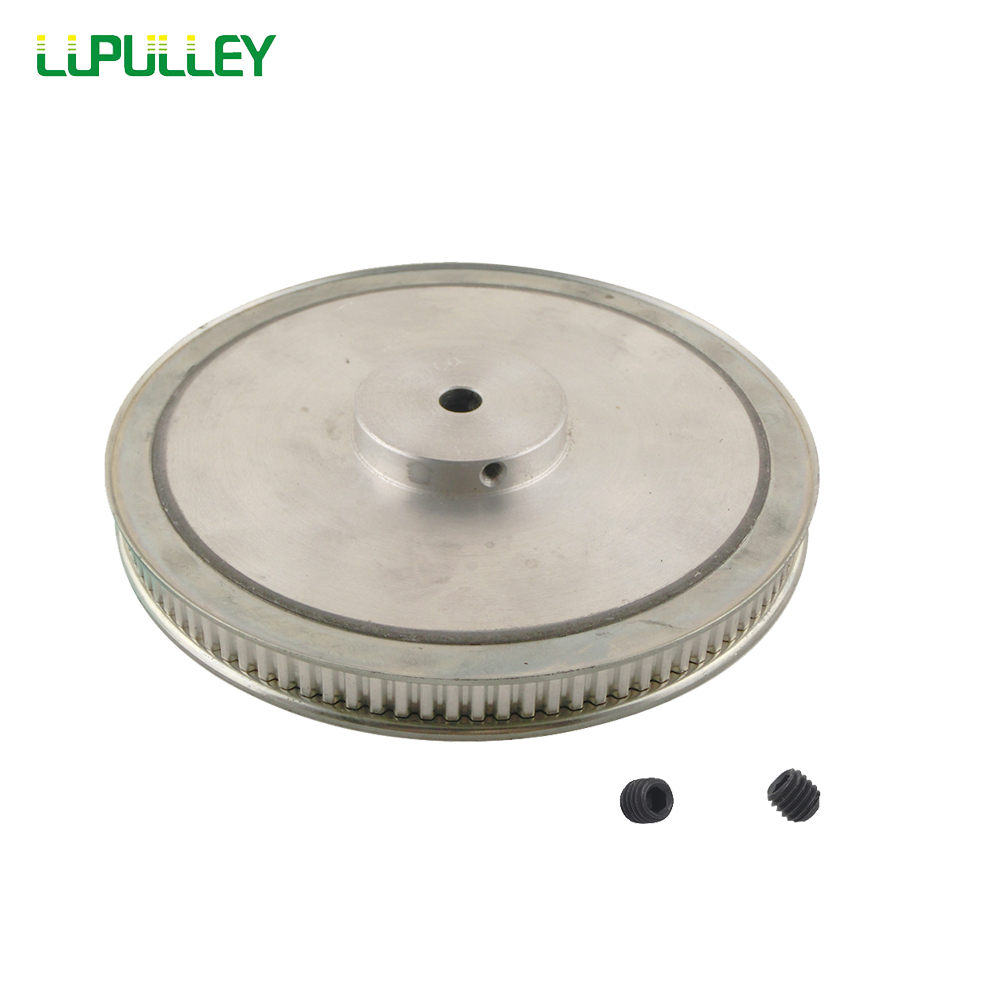 LUPULLEY XL 80T  Timing Pulley Bore 10mm/12mm Timing Belt Pulley Belt Width 11mm  Aluminum Alloy Synchronous Wheel Pulley<br>