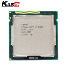 Intel i5 2400S Processor Quad-Core 2.5GHz LGA 1155 TDP:65W 6MB Cache i5-2400S Desktop CPU