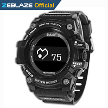 Buy New Zeblaze MUSCLE HR Sports Smartwatch IP67 Waterproof Wearable Device Heart Rate Monitor Bluetooth Smart Watch Android IOS for $26.99 in AliExpress store