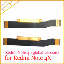 for Xiaomi Redmi Note 4 4X pro prime global international oversea version Main Board Motherboard charging connect Flex Cable(China)