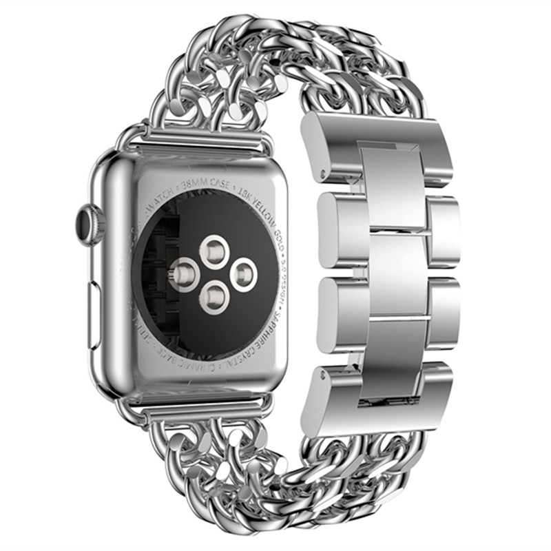 Watch band for apple watch 3 38mm 42mm bracelet for iwatch series 3 2 1 bands 42mm Zinc Alloy apple watch strap (16)