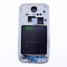 Mid middle Frame Front Bezel Cover For Samsung s4 I9505 cover plate Repair parts replacement part New1pcs