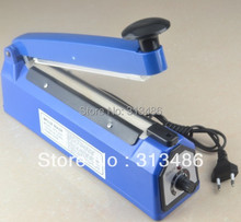 220V 200mm hand sealer Max 200mm impulse sealer WITH GIFT(China)