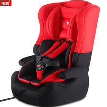 Baby baby car seat safety seat for children aged -0-4-6-12 years in September ISOFIX car 3C(China)