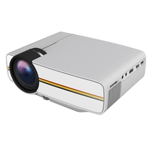 Newest YG400 Pico Projector Multimedia Portable Mini LED Projector 80 Lumens home theater PC USB HDMI AV VGA SD for Home Cinema