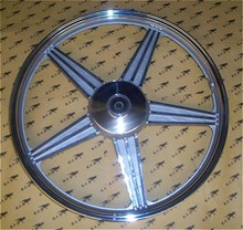CG125 CG150 Motorcycle Front Aluminum Alloy Wheel Hub Motorbike Scooter Rims