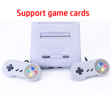 Retro Video Game Console to Tv Support 500/400/150 in1 Game Card Classic Games Handheld Game Player for Family with AV Cable(China)