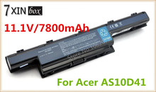 9 cell 11.1V Replacement laptop battery For TravelMate 4370 4740 4750 5335 5340 5542 5735 5740 5742 5760 6495 7340 8472 Series