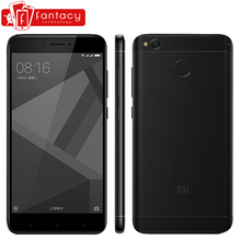 "Original Xiaomi Redmi 4X 4 X 2GB 16GB Mobile Phone 4100mAh Snapdragon 435 Octa Core Fingerprint ID FDD LTE 4G 5""HD MIUI 9 OTA(China)"
